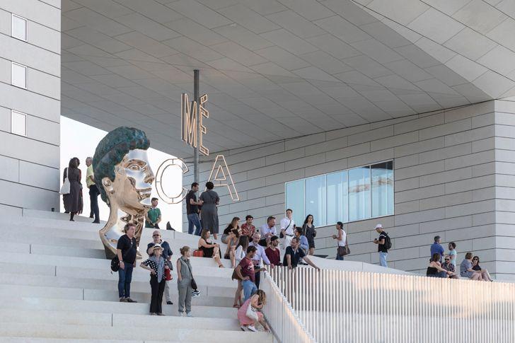 """MECA cultural centre bordeaux BIG Architects indiaartndesign"""