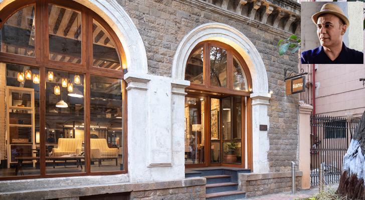 """facade Tianu studio PKA indiaartndesign"""