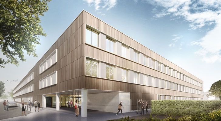 """modular construction frankfurt school gmp indiaartndesign"""