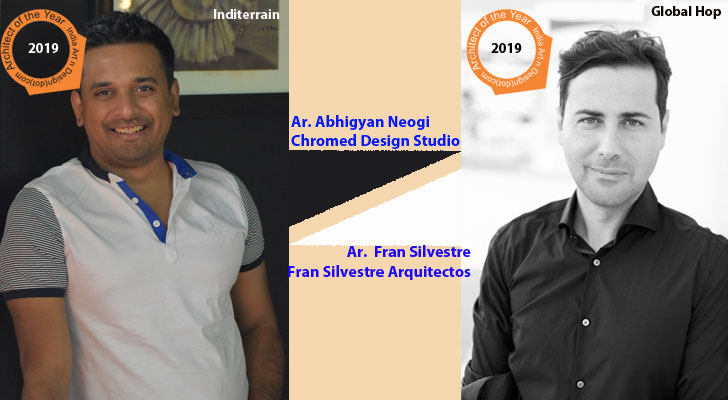 """architects of the year 2019 indiaartndesign"""