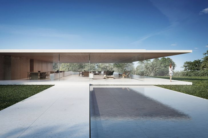 """swimming pool luxury residence sotogrande fran silvestre architects indiaartndesign"""