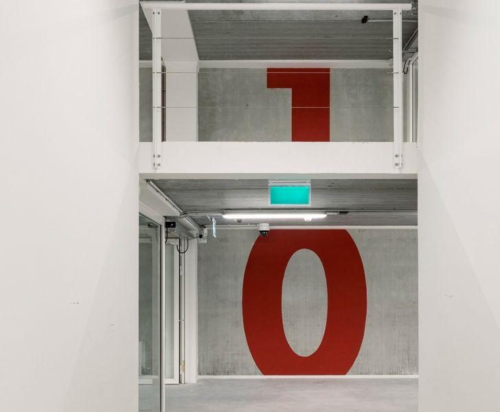 """signage Depot Amsterdam Noord Cepezed indiaartndesign"""