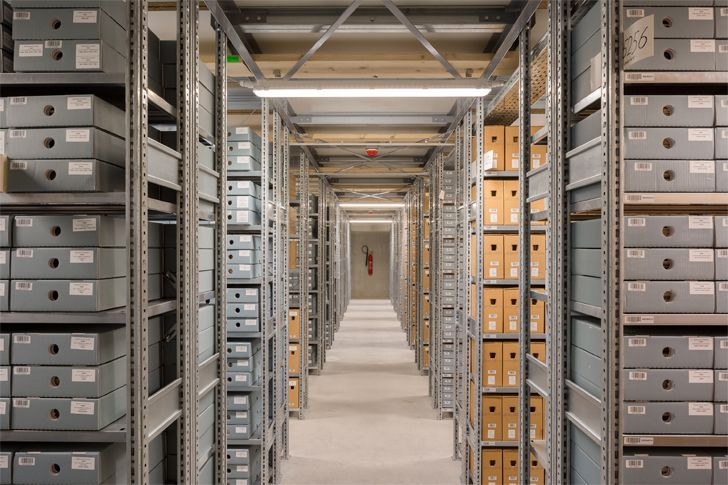 """""""uniform filing systems Depot Amsterdam Noord Cepezed indiaartndesign"""""""