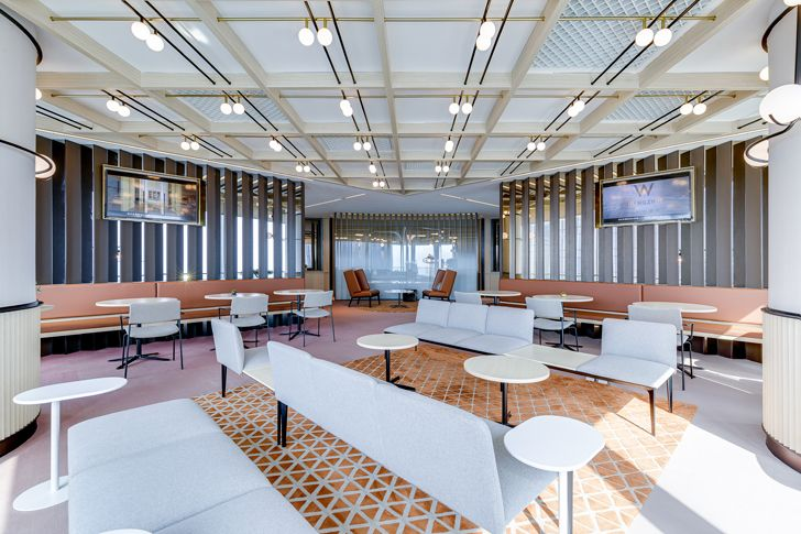 """Cohesion co working space SHH architects indiaartndesign"""