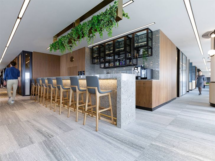 """""""bar Cohesion co working space SHH architects indiaartndesign"""""""