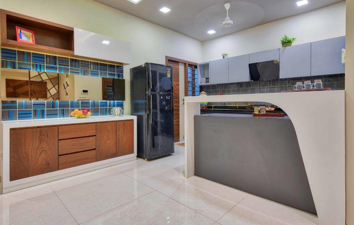 """kitchen ahmedabad home archana shah associates indiaartndesign"""