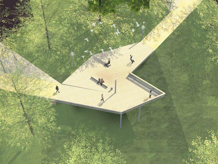"""schema2 urban ramp espace libre indiaartndesign"""