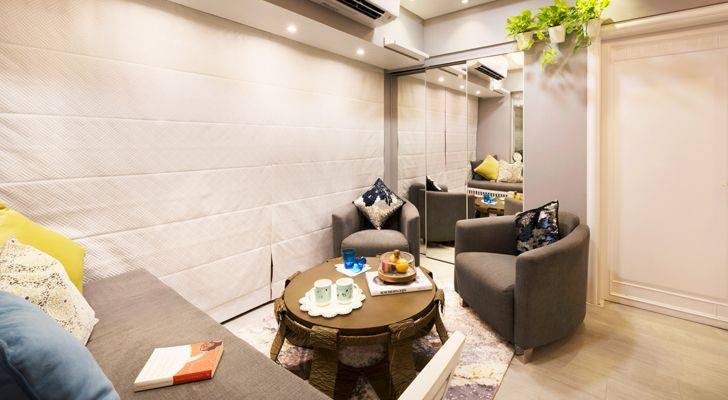 """""""family room ashmit patel maheck chahal home ficus fine living indiaartndesign"""""""