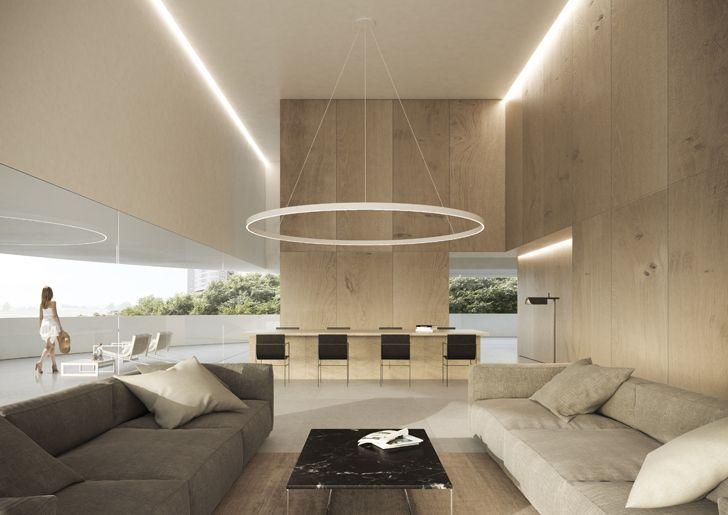 """interiors kouros tower fran silvestre arquitectos indiaartndesign"""