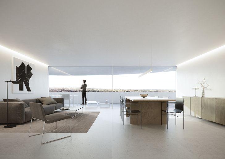 """interiors2 kouros tower fran silvestre arquitectos indiaartndesign"""