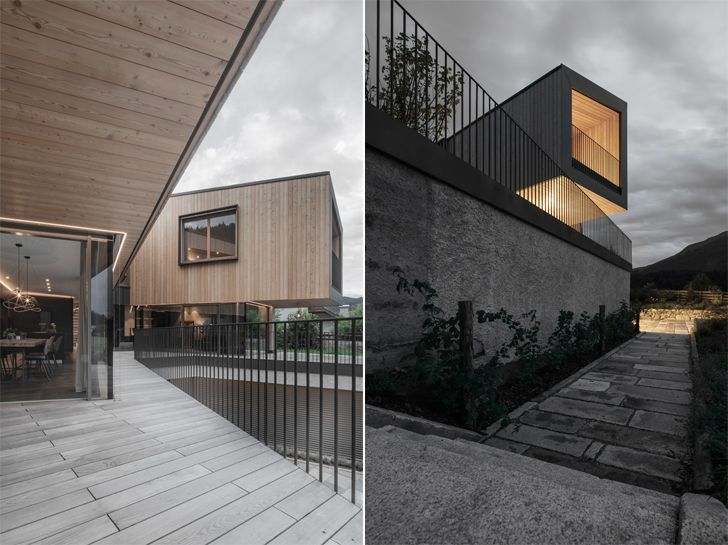 """architectural compositions Rubner House Stefan Hitthaler Architektur indiaartndesign"""