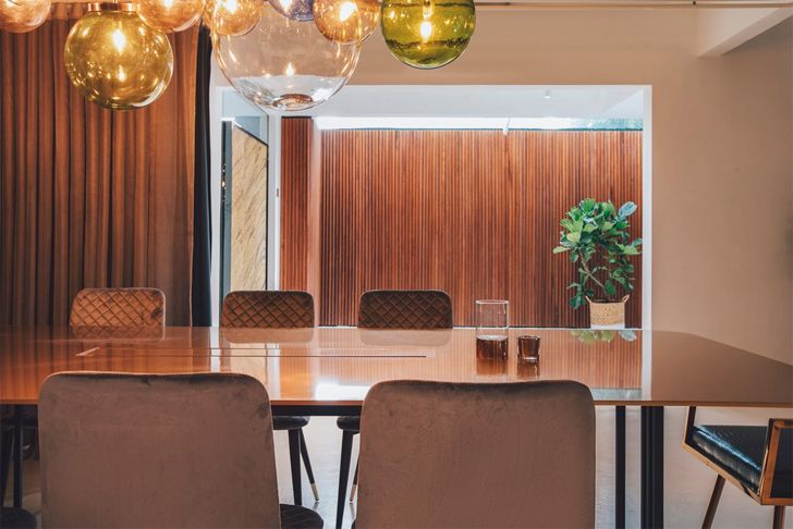 """conference dining pod mantab worksplace SLAB10 indiaartndesign"""