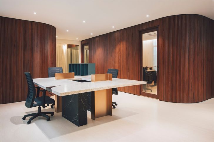 """executive cabin mantab worksplace SLAB10 indiaartndesign"""