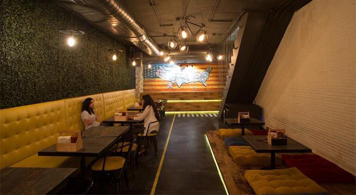"""boston bites restaurant studio ardete indiaartndesign"""