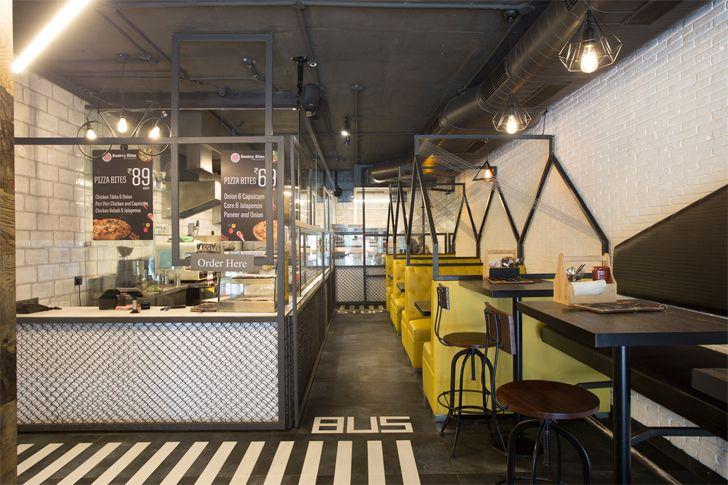 """display kitchen boston bites restaurant studio ardete indiaartndesign"""
