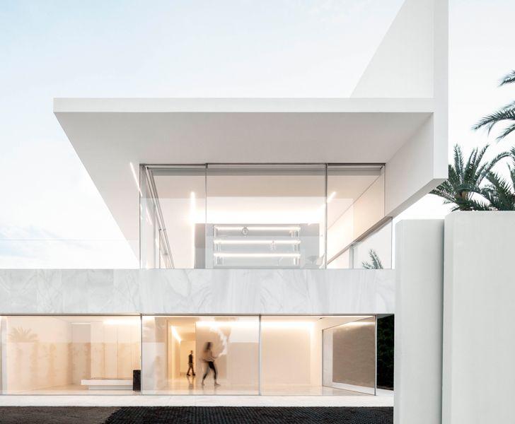 """fran silvestre arquitectos hofmann house indiaartndesign"""
