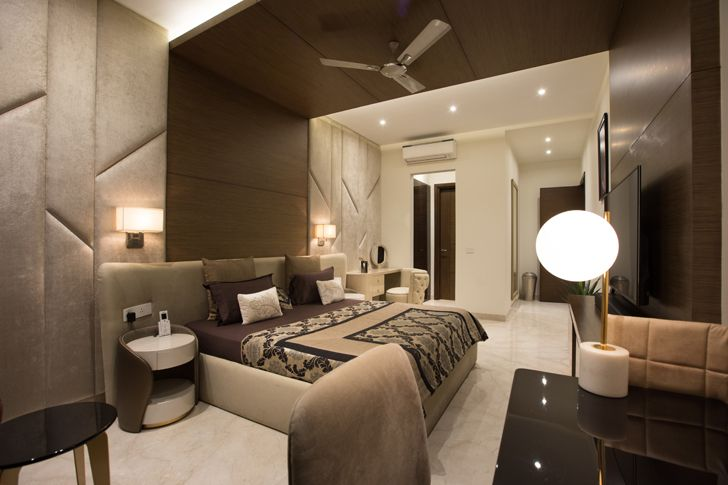 """master bedroom MADS Creations indiaartndesign"""