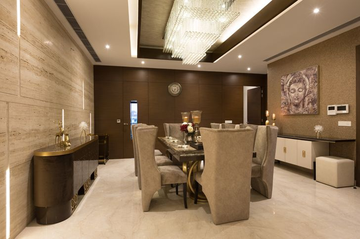 """plush dining room MADS Creations indiaartndesign"""