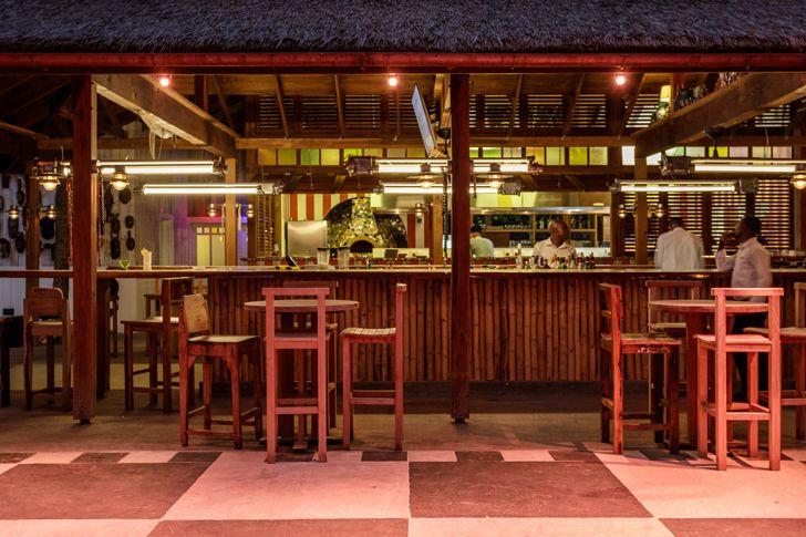 """Basils Bar Philippe Starck indiaartndesign5"""