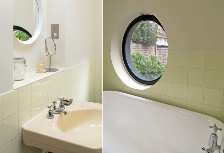 """porthole windows janus house office S&M indiaartndesign"""
