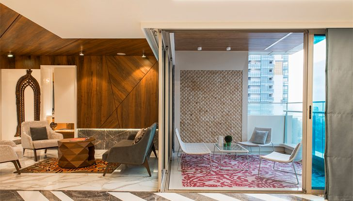 """different seating mumbai residence zz architects indiaartndesign"""