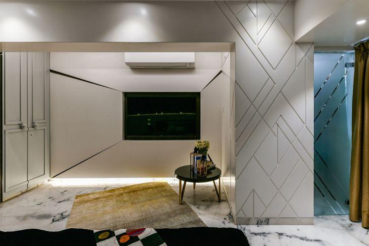 """play of lines mumbai residence AUM architects indiaartndesign"""