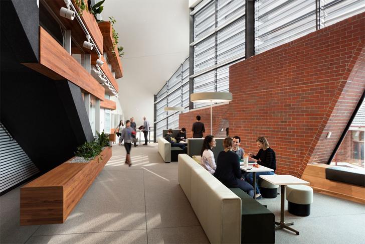 """collaborative spaces Nancy Mills Building Australia Design Inc indiaartndesign"""