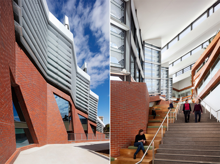 """facade Nancy Mills Building Australia Design Inc indiaartndesign"""