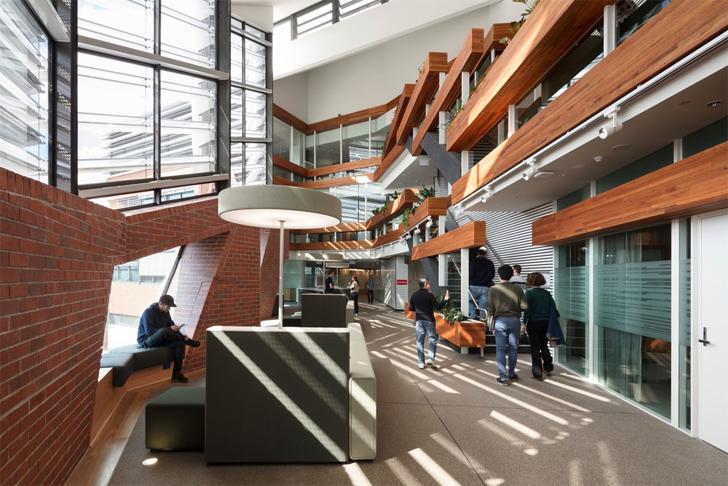 """seating niche Nancy Mills Building Australia Design Inc indiaartndesign"""