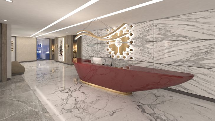 """IMAK Ofset Management Office EDDA Architecture indiaartndesign"""