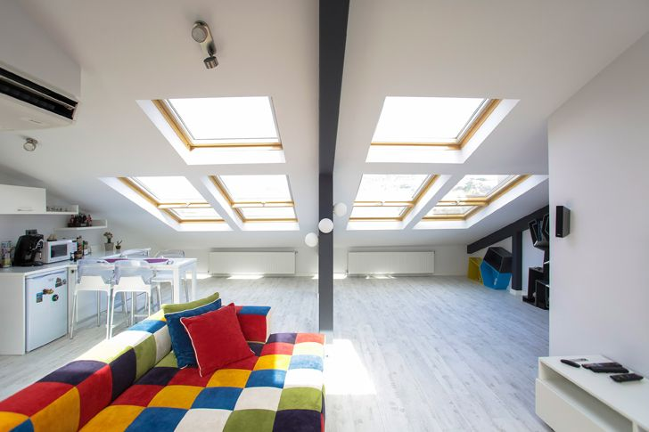 """""""dining and fitness corners attic loft project elips design architecture indiaartndesign"""""""