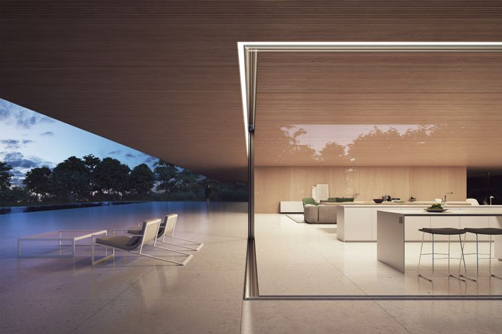 """intimate with nature luxury residence sotogrande fran silvestre architects indiaartndesign"""