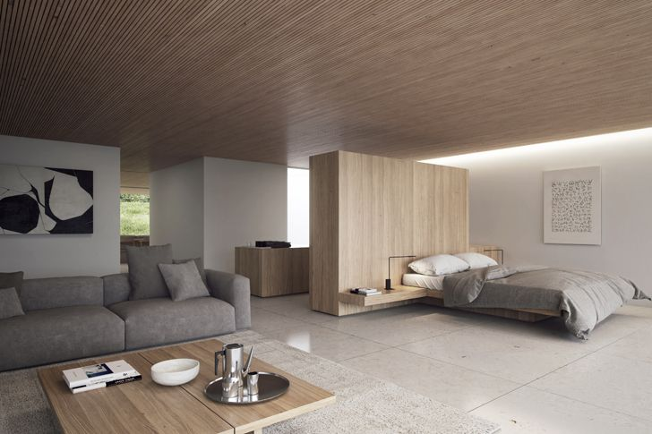 """master bedroom luxury residence sotogrande fran silvestre architects indiaartndesign"""