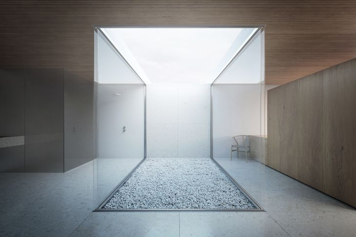 """skylight luxury residence sotogrande fran silvestre architects indiaartndesign"""