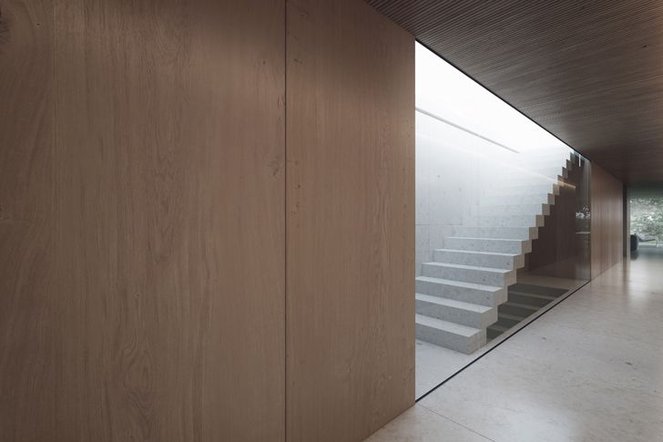 """staircase luxury residence sotogrande fran silvestre architects indiaartndesign"""