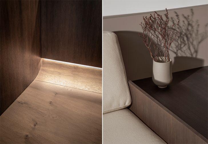 """minimalist materiality Bella Yachtbau Norm Architects indiaartndesign"""