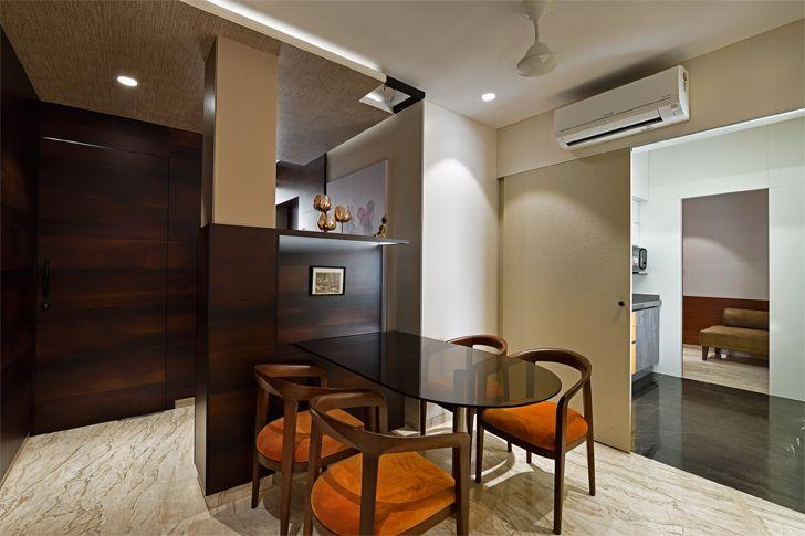"""""""dining mumbai residence rajesh patel architects indiaartndesign"""""""