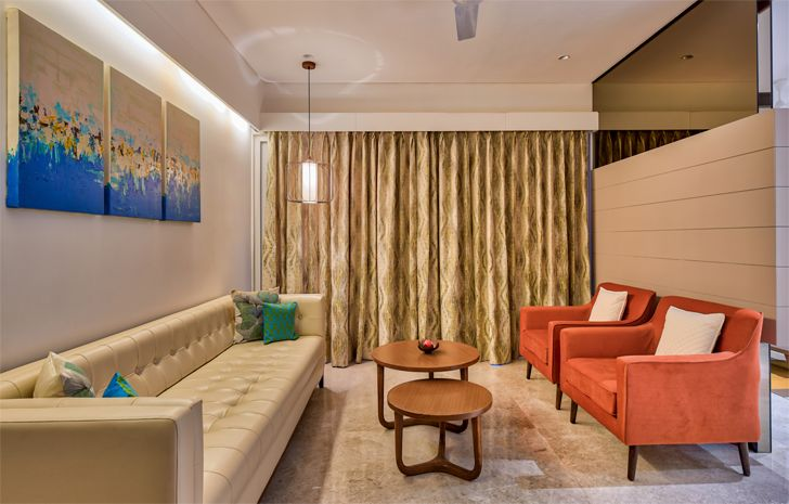 """living room Ahmedabad home shalin gandhi design studio indiaartndesign"""