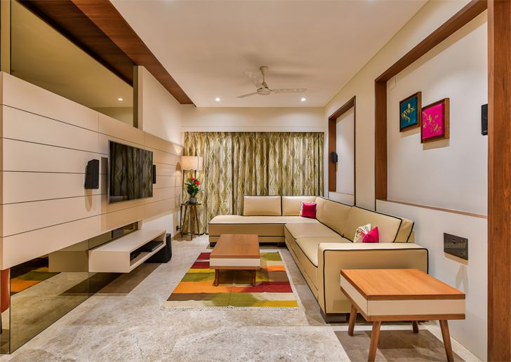 """vibrant floor rug Ahmedabad home shalin gandhi design studio indiaartndesign"""