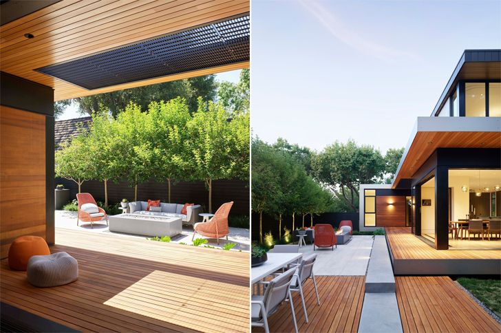 """patios and decks Palo Alto home Studio Vara indiaartndesign"""