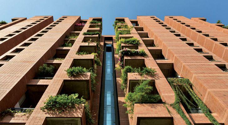 """The magic Faraway Tree Bangalore Shibanee & Kamal Architects WAF 2019 indiaartndesign"""