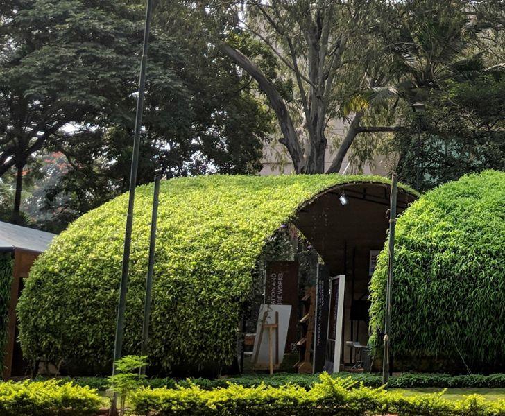 """""""Think Design Bangalore Shibanee & Kamal Architects WAF 2019 indiaartndesign"""""""