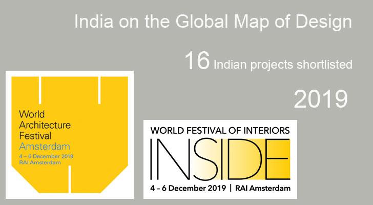 """""""WAF INSIDE 2019 Logos indiaartndesign"""""""