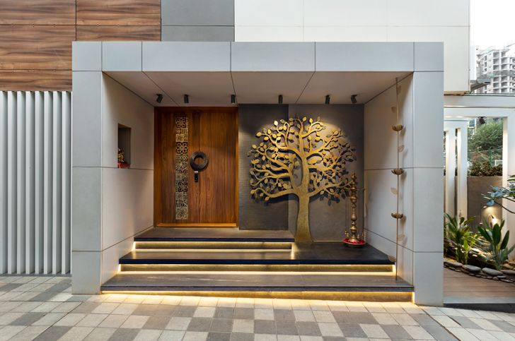 """atharva bungalow mumbai Sandeep Shikre Associates Architects WAF INSIDE 2019 indiaartndesign"""