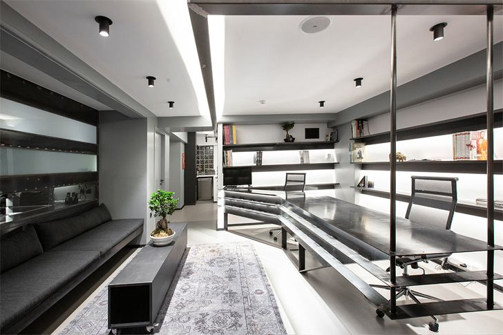 """office devotion twins hq athens ADD architecture studio indiaartndesign"""