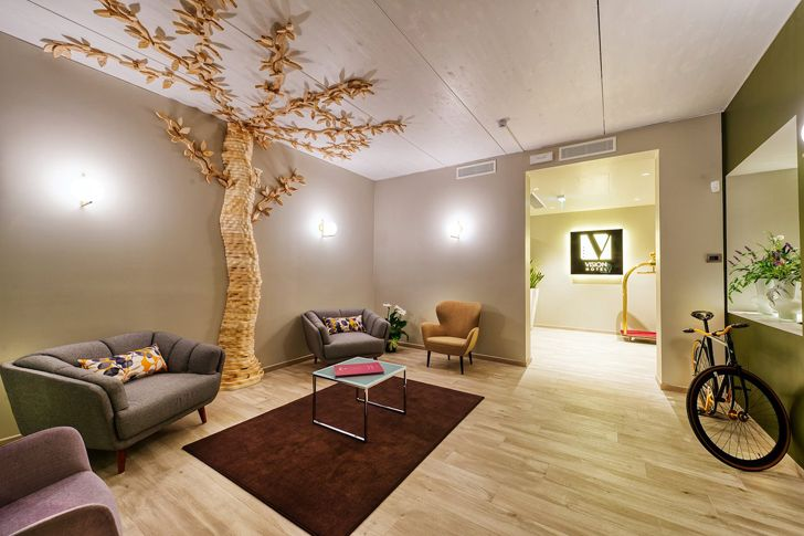 """lounge vision hotel alberto apostoli indiaartndesign"""