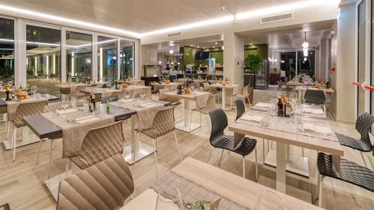"""restaurant vision hotel alberto apostoli indiaartndesign"""