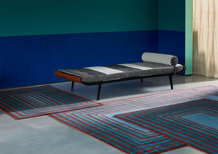 """London Design Fair 2019 FLOOR STORY and Sebastian Wrong indiaartndesign"""