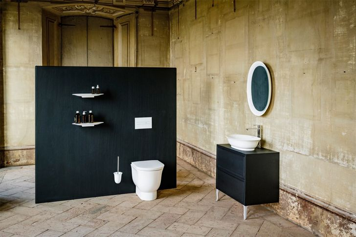 """London Design Fair 2019 The Bathroom Gallery Laufen indiaartndesign"""