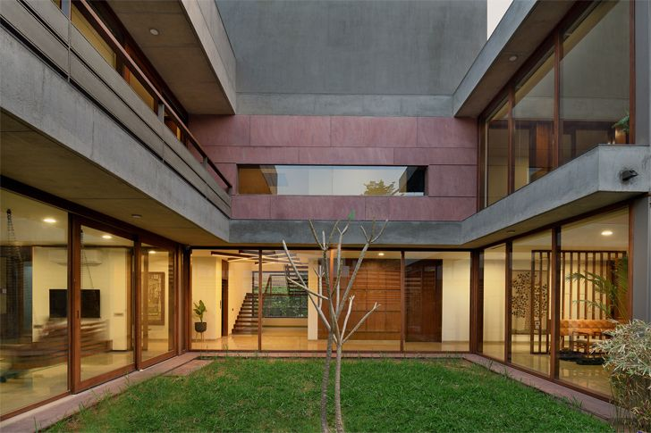 """backyard ahmedabad home Modo Designs indiaartndesign"""